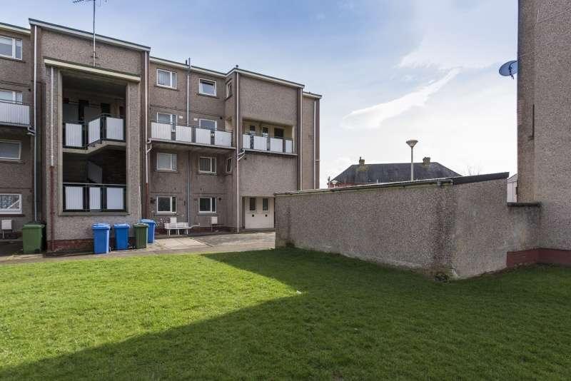 2 Bedrooms Maisonette Flat for sale in Birnie Terrace, Inverness, Highland, IV3 8QA