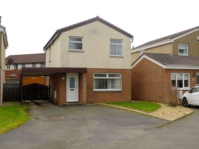 3 Bedrooms Detached House for sale in Cangillan Court, Prestwick, KA9