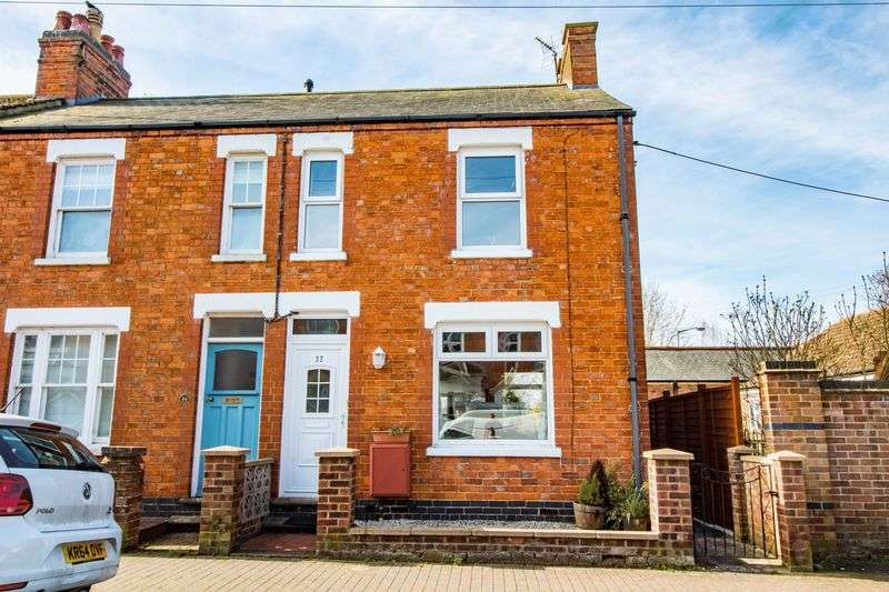2 Bedrooms Terraced House for sale in Augustus Road, Stony Stratford, Milton Keynes