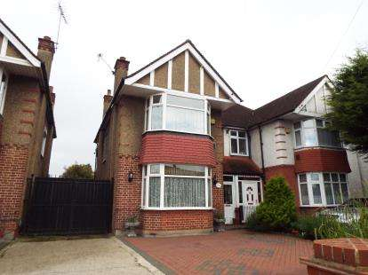 3 Bedrooms Semi Detached House for sale in Bullsmoor Lane, Enfield, Hertfordshire