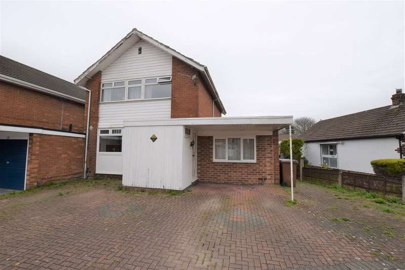 4 Bedrooms Semi Detached House for sale in Conway Road, Cheadle Hulme