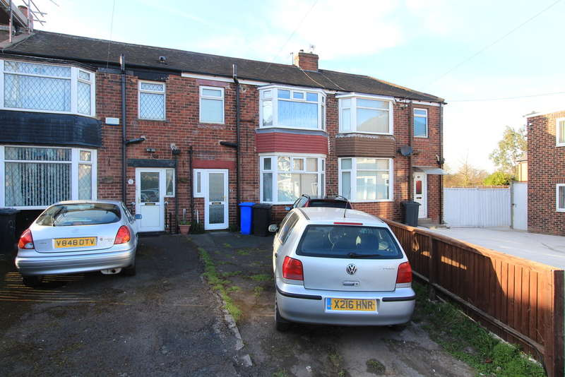 2 Bedrooms Terraced House for sale in Basford Drive