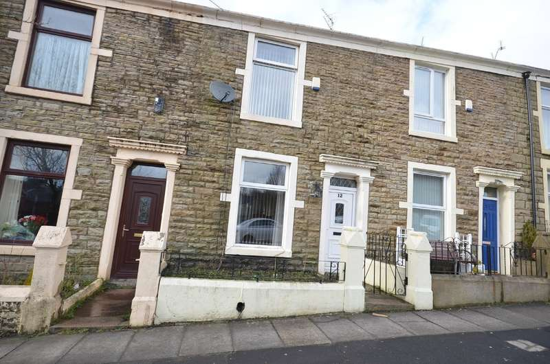 2 Bedrooms Terraced House for sale in Ellison Fold Terrace, Darwen