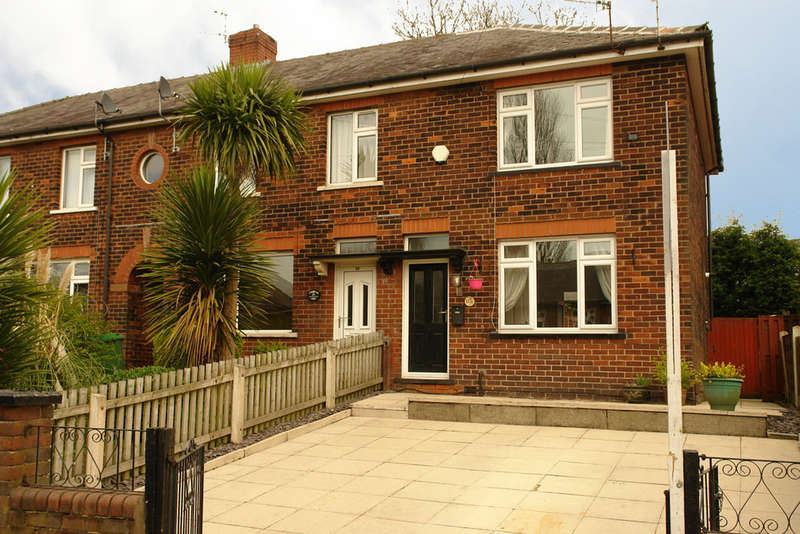 2 Bedrooms End Of Terrace House for sale in 27 Stottfield, Royton
