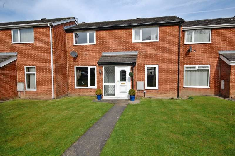 2 Bedrooms Terraced House for sale in Rowan Drive, Brasside, Durham