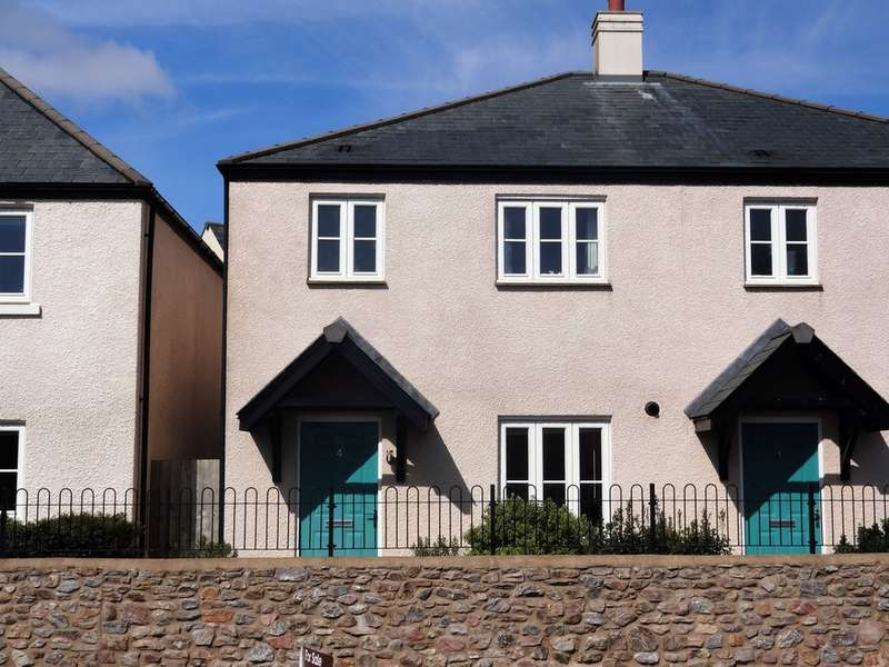 3 Bedrooms Semi Detached House for sale in Kitley Walk, Yealmpton, Plymouth