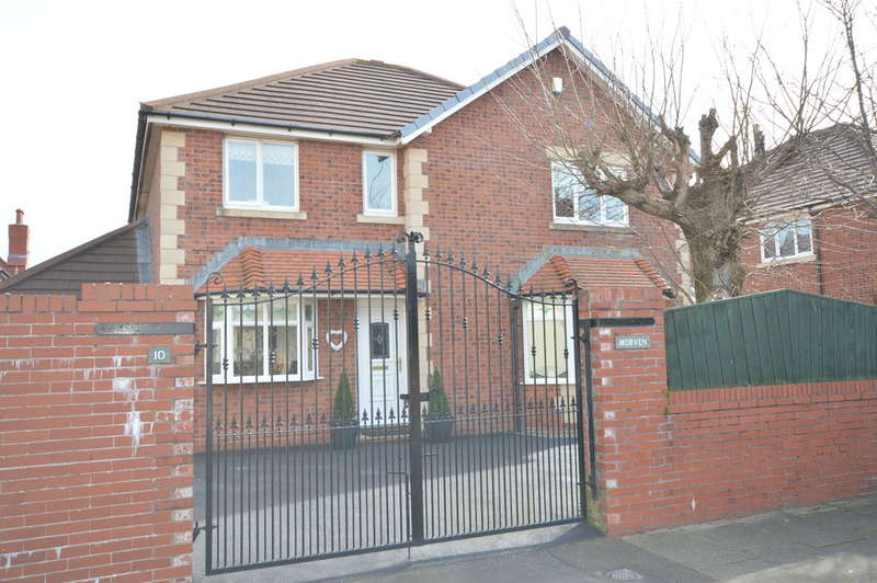4 Bedrooms Detached House for sale in Prestbury Avenue, South Shore