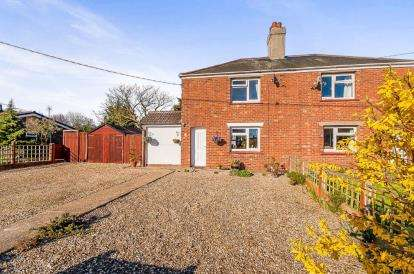 3 Bedrooms Semi Detached House for sale in Whitecross Gate, Fosdyke, Boston