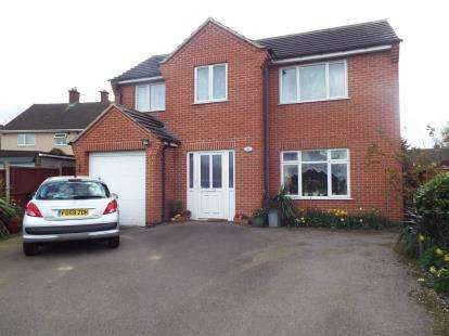 House for sale in East Avenue, Syston, Leicester, Leicestershire