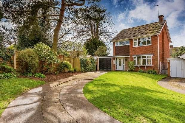 3 Bedrooms Detached House for sale in 10 Grange Park, Albrighton, WOLVERHAMPTON, Shropshire