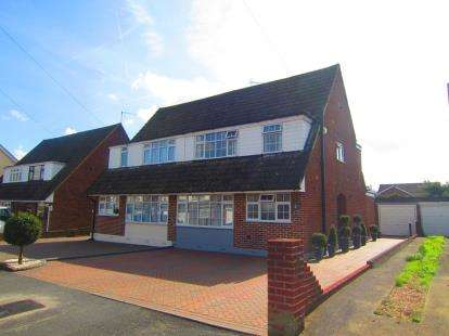 4 Bedrooms Semi Detached House for sale in Doddinghurst, Brentwood, Essex