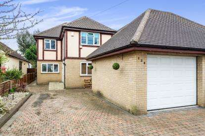 4 Bedrooms Detached House for sale in Romford