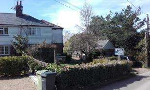3 Bedrooms Semi Detached House for sale in Rosemary Cottages, Rosemary Lane, Flimwell, Wadhurst