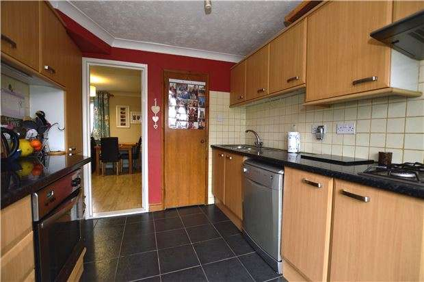 3 Bedrooms Terraced House for sale in Stockey End, ABINGDON, Oxfordshire, OX14 2NF