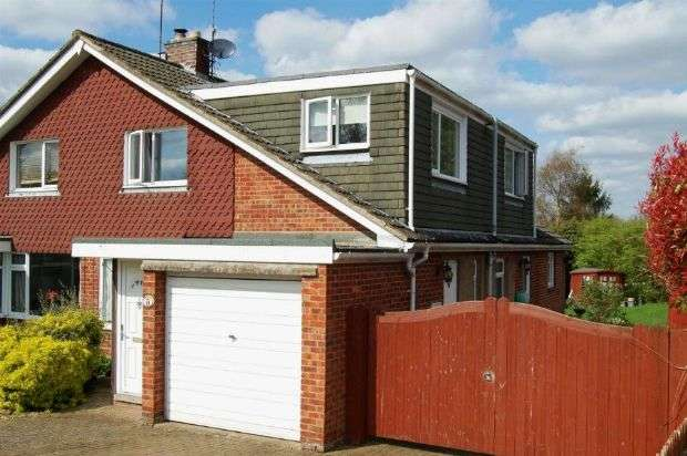4 Bedrooms Semi Detached House for sale in St Marys Way, Weedon, Northampton NN7 4QL