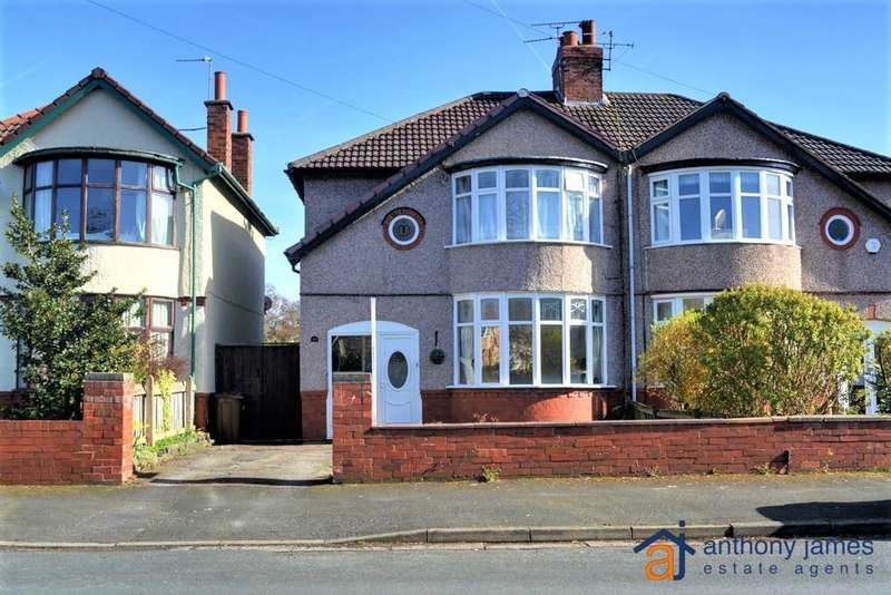 3 Bedrooms House for sale in Ilford Avenue, Crosby, Liverpool, L23 7YF
