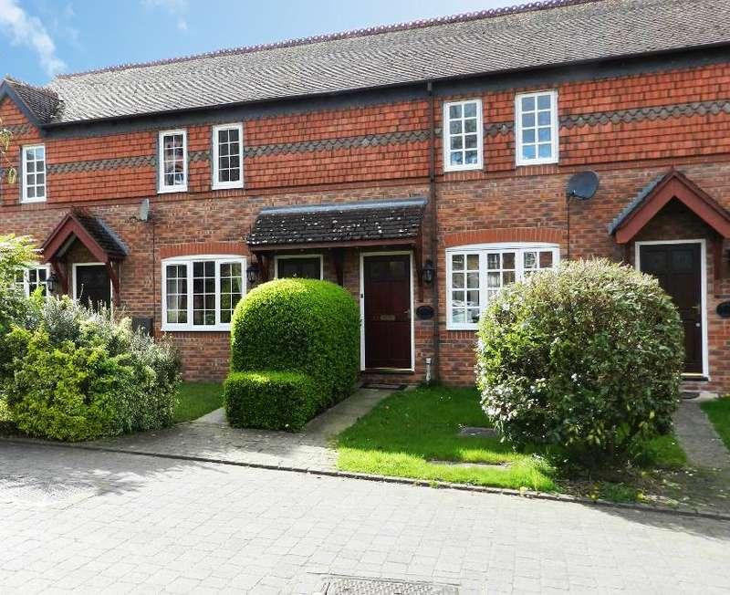 2 Bedrooms Mews House for sale in Newland Mews, Culcheth, Warrington, WA3 4EN