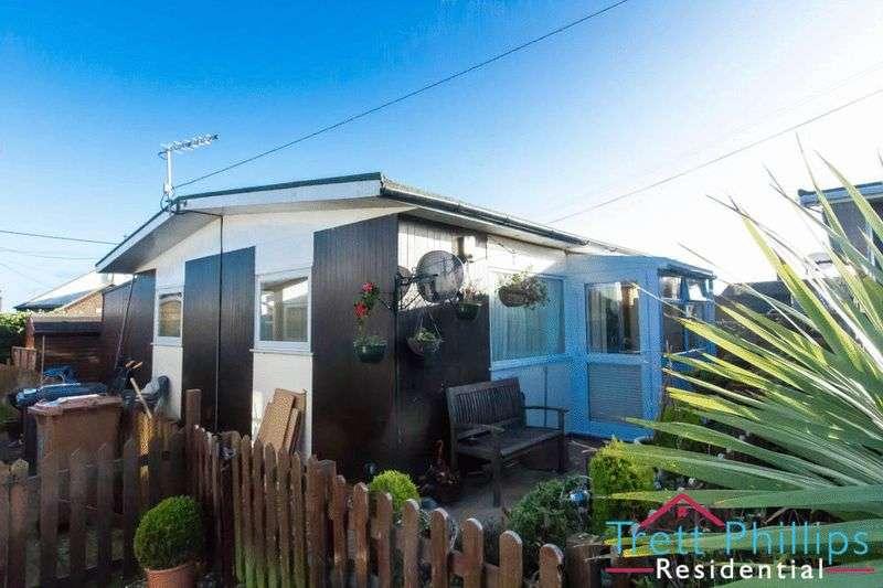 3 Bedrooms Detached Bungalow for sale in New Zealand Way, Bacton