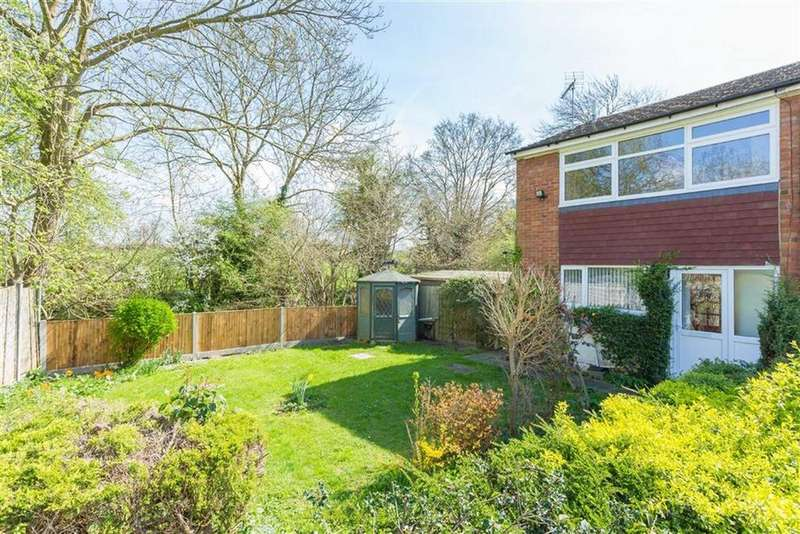 3 Bedrooms End Of Terrace House for sale in Chamberlain Lane, Pinner