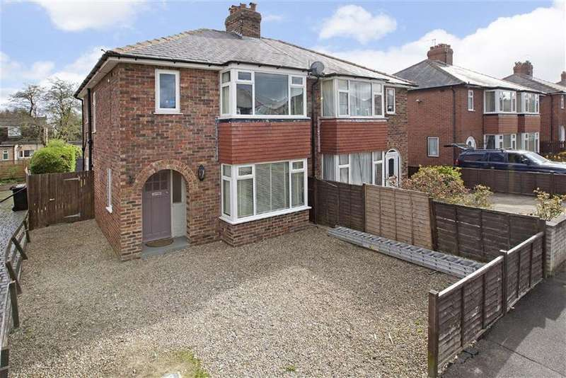 3 Bedrooms Semi Detached House for sale in St Johns Drive, Harrogate, North Yorkshire