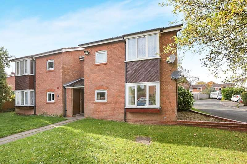 1 Bedroom Flat for sale in Bader Road, Perton , Wolverhampton, WV6