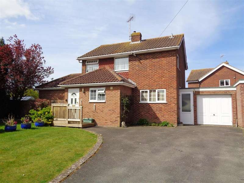 4 Bedrooms Detached House for sale in Merton Close, West Meads