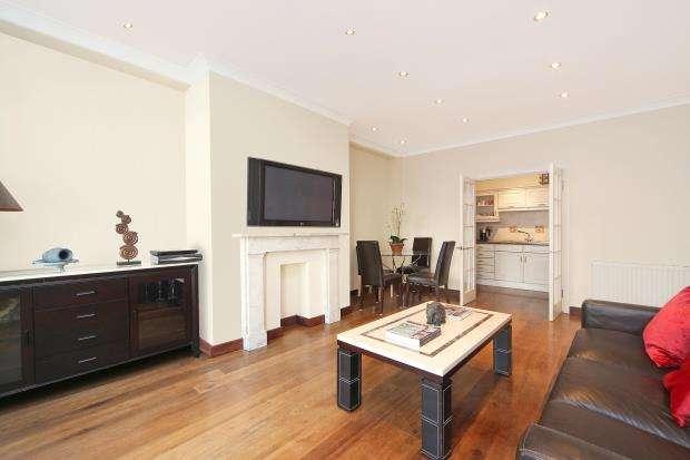 2 Bedrooms Flat for sale in Gloucester Terrace, Hyde Park, London, W2