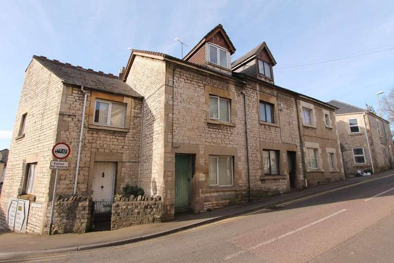 3 Bedrooms Terraced House for sale in Paulton, Bristol
