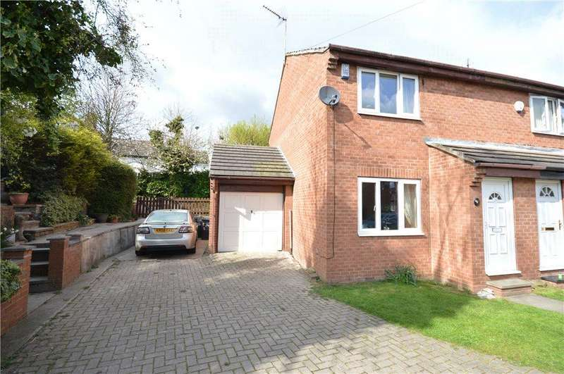 2 Bedrooms Semi Detached House for sale in Atha Crescent, Leeds, West Yorkshire