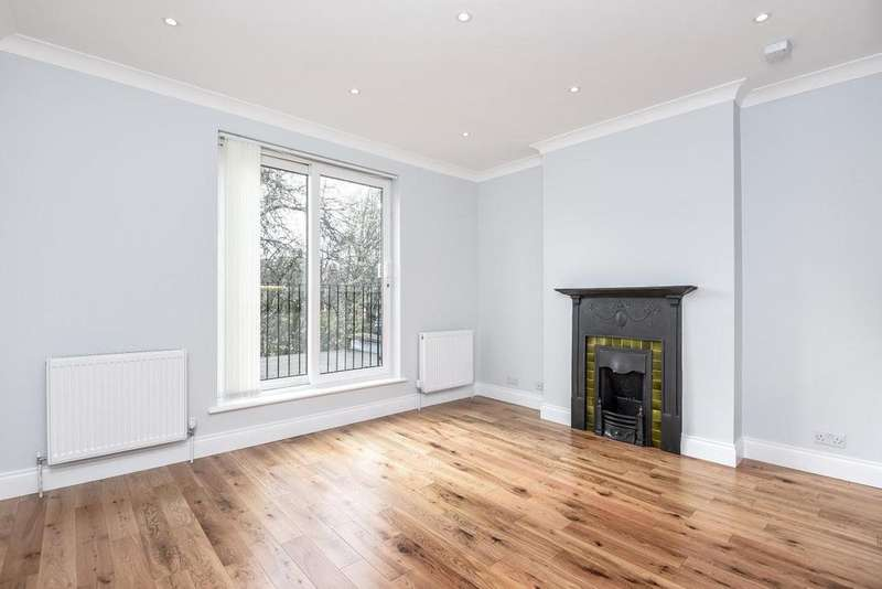 2 Bedrooms Flat for sale in Staverton Road, Brondesbury, NW2