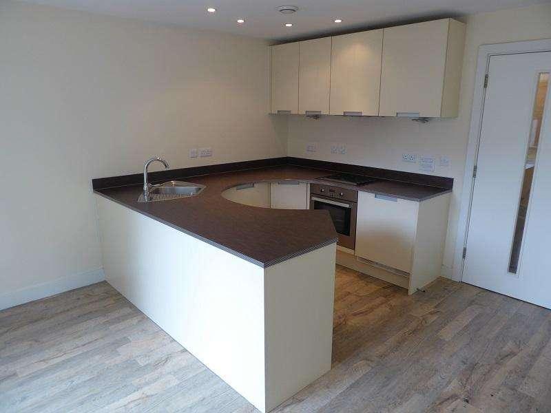 2 Bedrooms Apartment Flat for sale in I-Land, Essex Street, Birmingham B5
