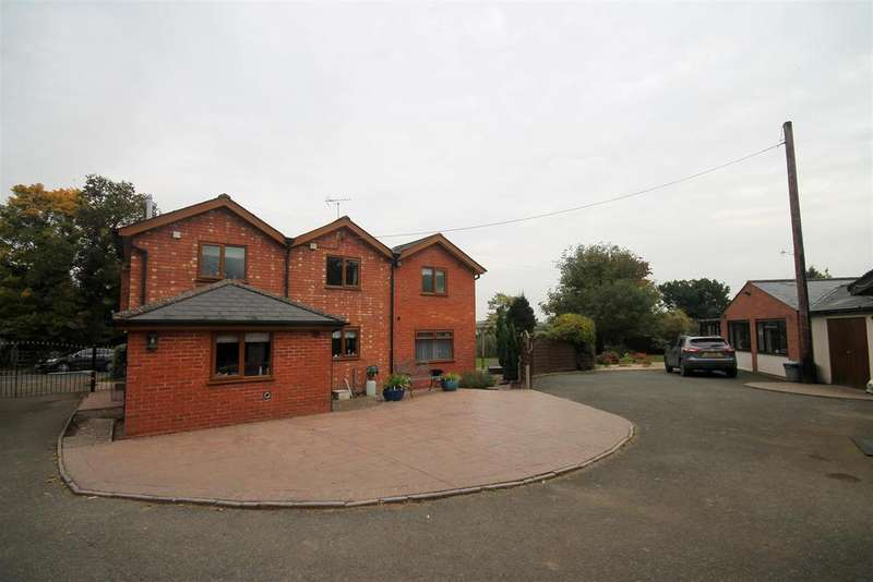 4 Bedrooms Farm House Character Property for sale in Gloucester Road, Upleadon, Newent