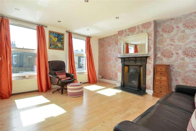 2 Bedrooms Maisonette Flat for sale in Crawthew Grove, East Dulwich, London, SE22
