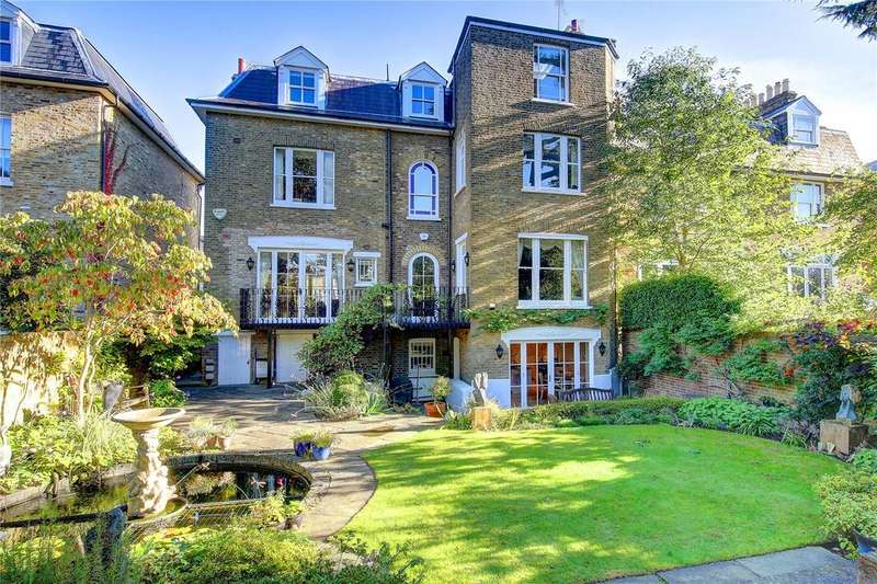 7 Bedrooms Semi Detached House for sale in Ridgway Place, Wimbledon, London, SW19