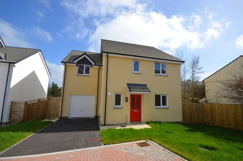 4 Bedrooms Detached House for sale in Hugus Meadows, Threemilestone