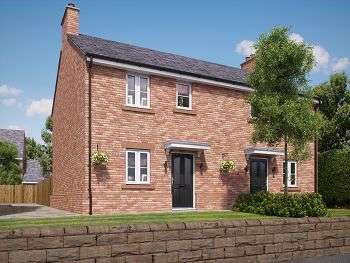 3 Bedrooms Semi Detached House for sale in Church View, Davenham