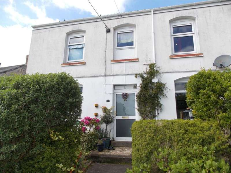 1 Bedroom Flat for sale in Garfield Villa, Top Hill, Grampound Road