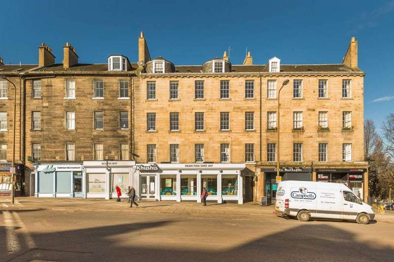 4 Bedrooms Flat for sale in 12 (1F2), Antigua Street, Edinburgh, EH1 3NH