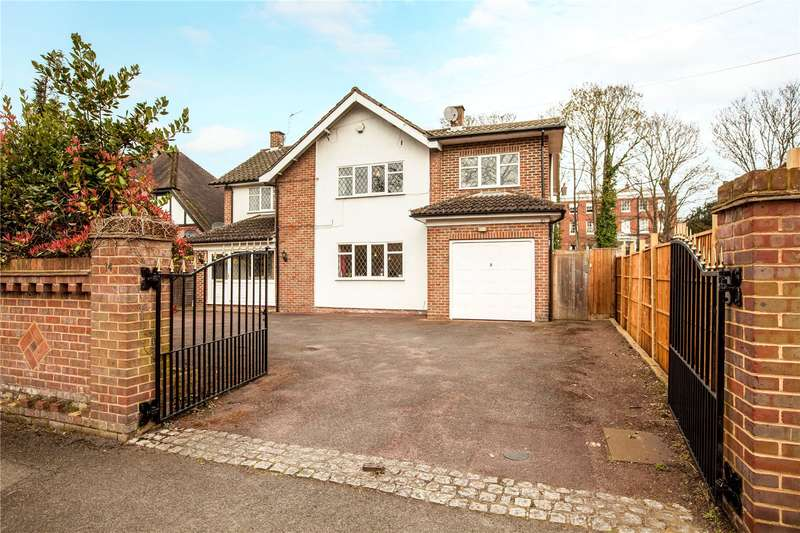 4 Bedrooms Detached House for sale in Ray Drive, Maidenhead, Berkshire, SL6