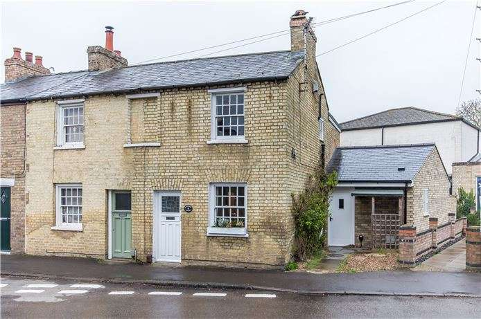 3 Bedrooms End Of Terrace House for sale in Station Road, Waterbeach, Cambridge