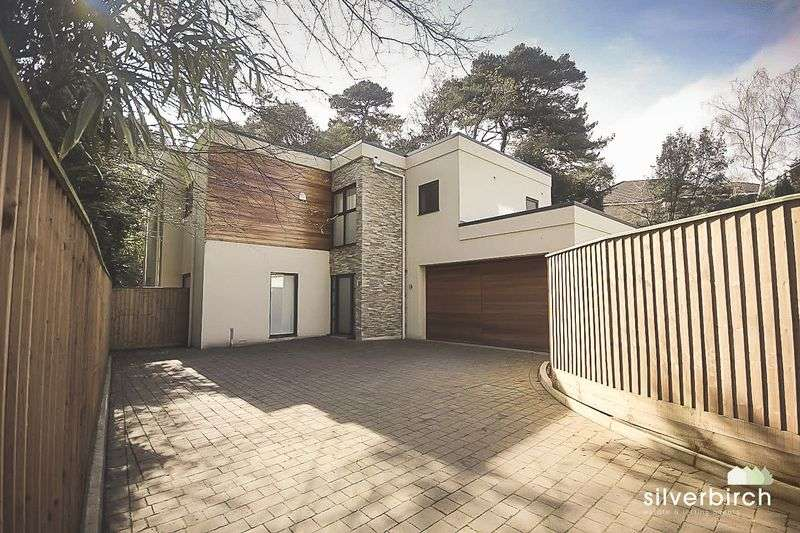 4 Bedrooms Detached House for rent in Balcombe Road, Poole