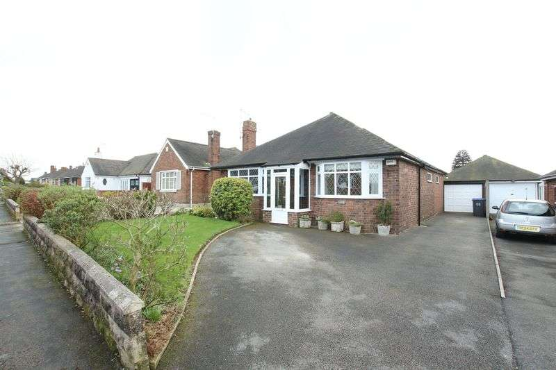4 Bedrooms Detached Bungalow for sale in Conway Road, Biddulph