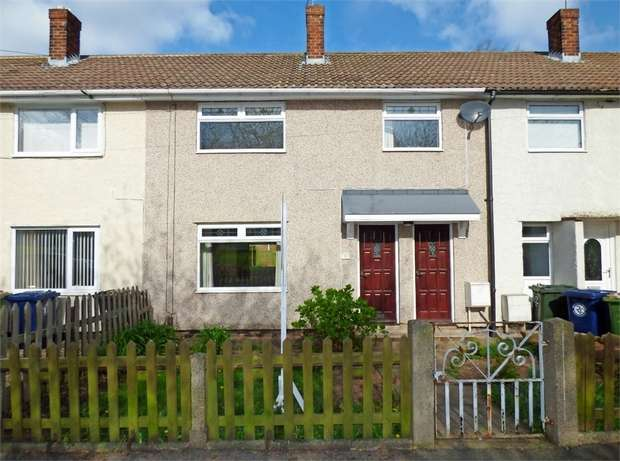 2 Bedrooms Terraced House for sale in Ambrose Road, Middlesbrough, North Yorkshire