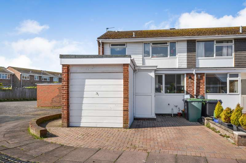 4 Bedrooms House for sale in Jellicoe Close, Eastbourne, BN23