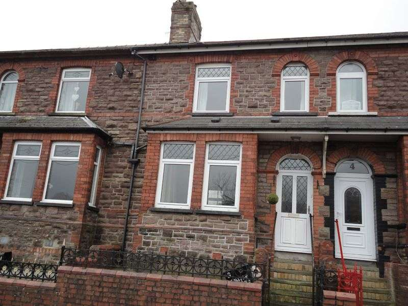 2 Bedrooms Terraced House for sale in College Terrace, Pontypool