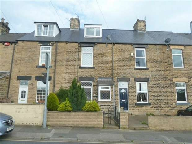 4 Bedrooms Terraced House for sale in Snydale Road, Cudworth, Barnsley, South Yorkshire