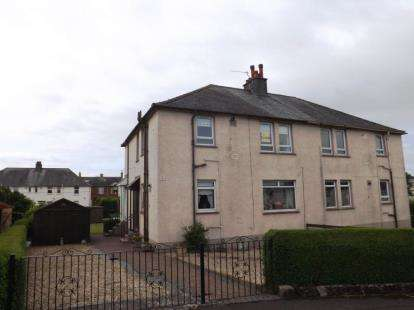 2 Bedrooms Flat for sale in Carmel Avenue, Kilmarnock