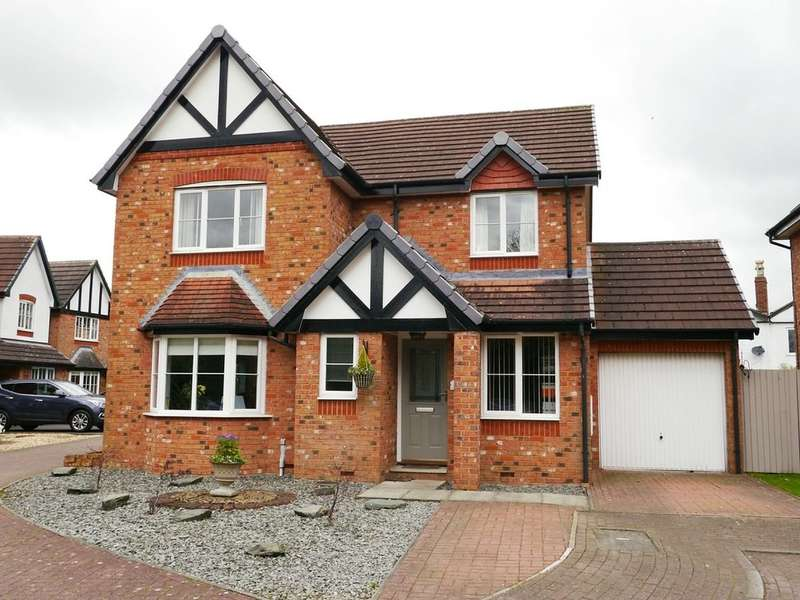 4 Bedrooms Detached House for sale in The Pavilions, Davenham