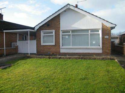 3 Bedrooms Bungalow for sale in Bollin Avenue, Winsford, Cheshire