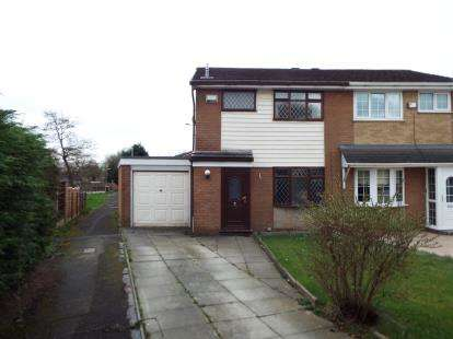 3 Bedrooms Semi Detached House for sale in Somerton Road, Bolton, Greater Manchester